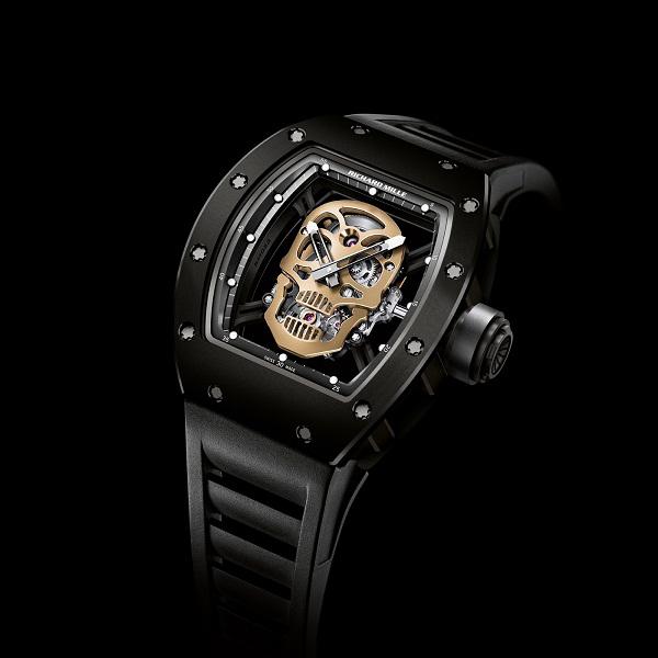 Đồng hồ nam cao cấp Richard Mille Automatic RM52-01