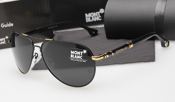 Kính mắt nam thời trang cao cấp Montblanc 5512