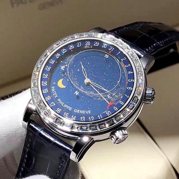 Đồng hồ nam cao cấp Patek Philippe Geneve 6103G-001