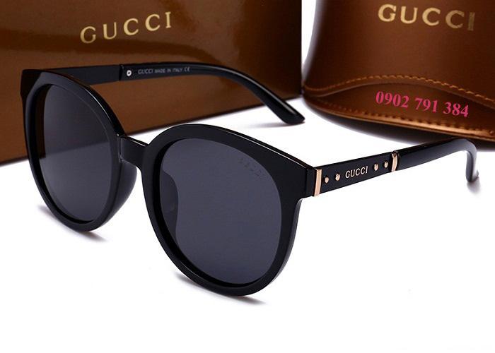 Kính mắt nữ thời trang cao cấp Gucci 55054 C1